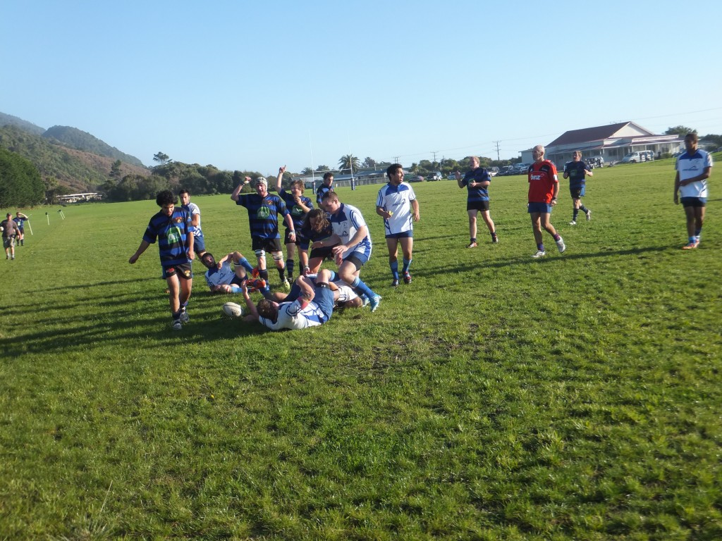 Try Time vs Old Boys